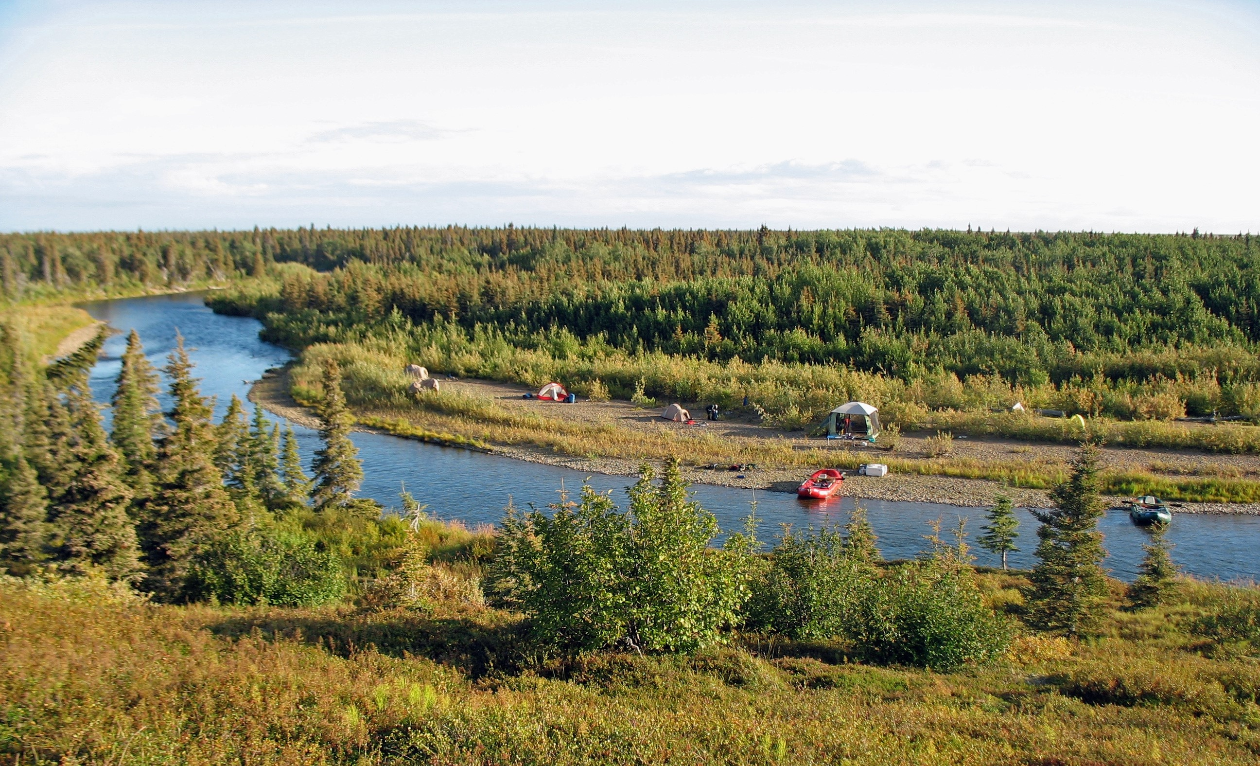 alaska trips fishing